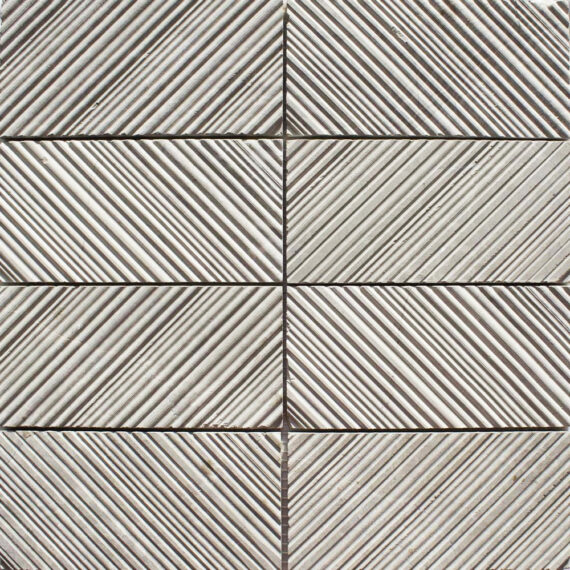 Aspen White 3x6 textured