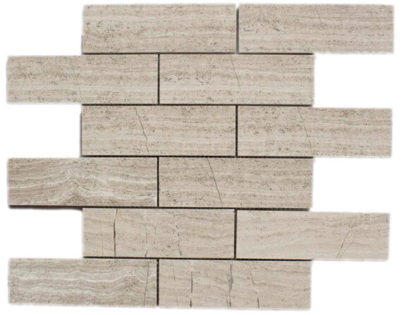 Aspen White Brick