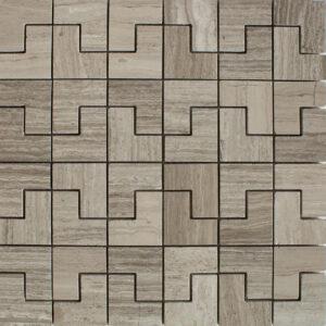 Matternhorn Gray H pattern