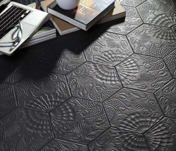 Shapes Vieux Carre black room